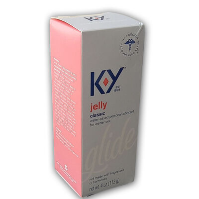 K-Y Jelly - K-Y Jelly Personal Lubricant Jel 113gr