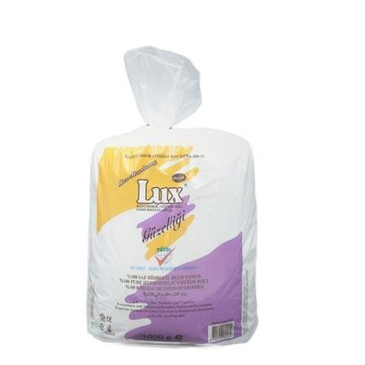 Lux Pamuk - Lux Rulo Pamuk 1000gr - 1 Kg
